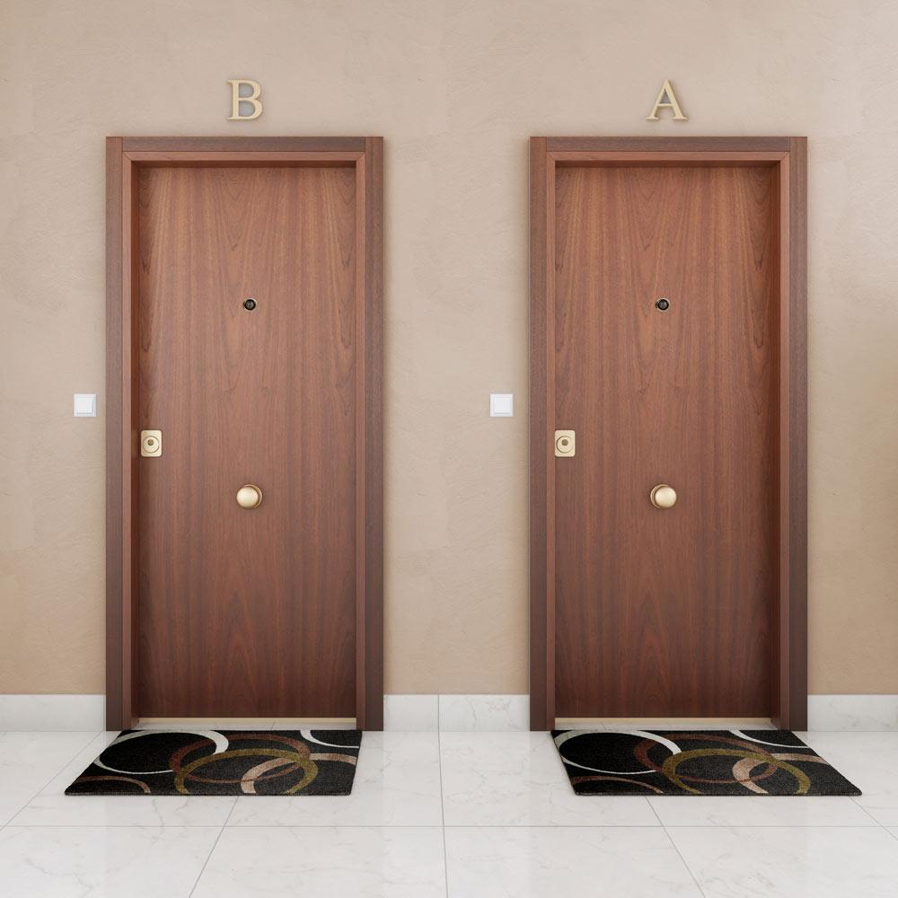 Kit puerta corredera leroy merlin free kit puerta - Puerta acorazada leroy merlin ...