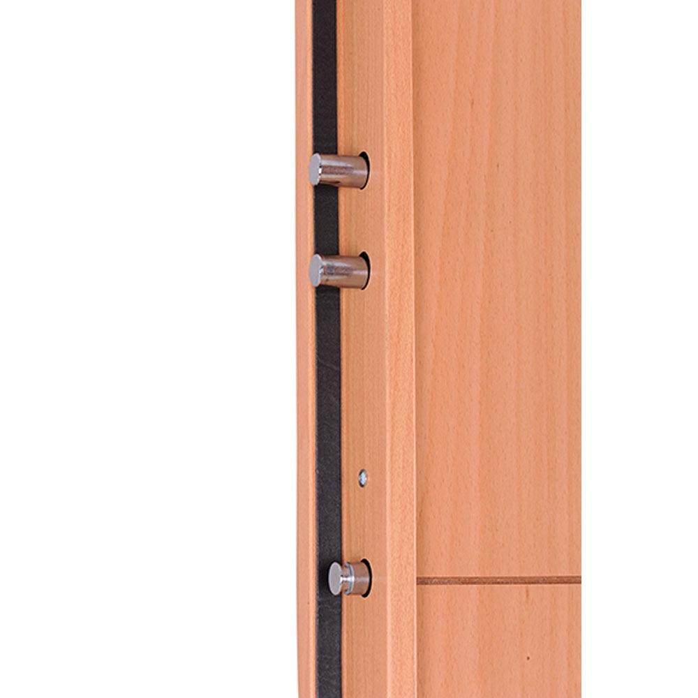 Leroy merlin puerta blindada finest amig boton cilindro - Leroy merlin puertas exteriores ...