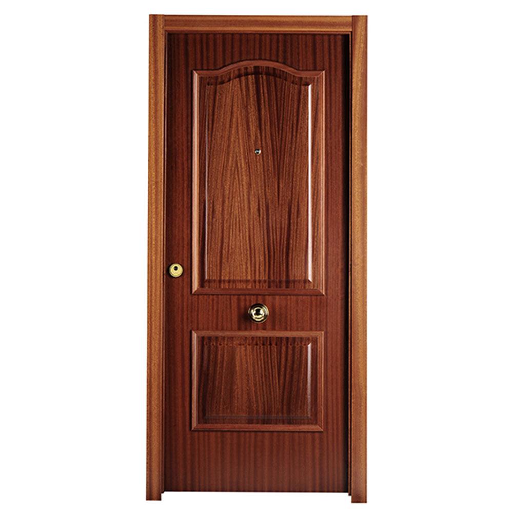 Puerta de entrada blindada provenzal sapelly ref 15003695 for Puertas sapelly