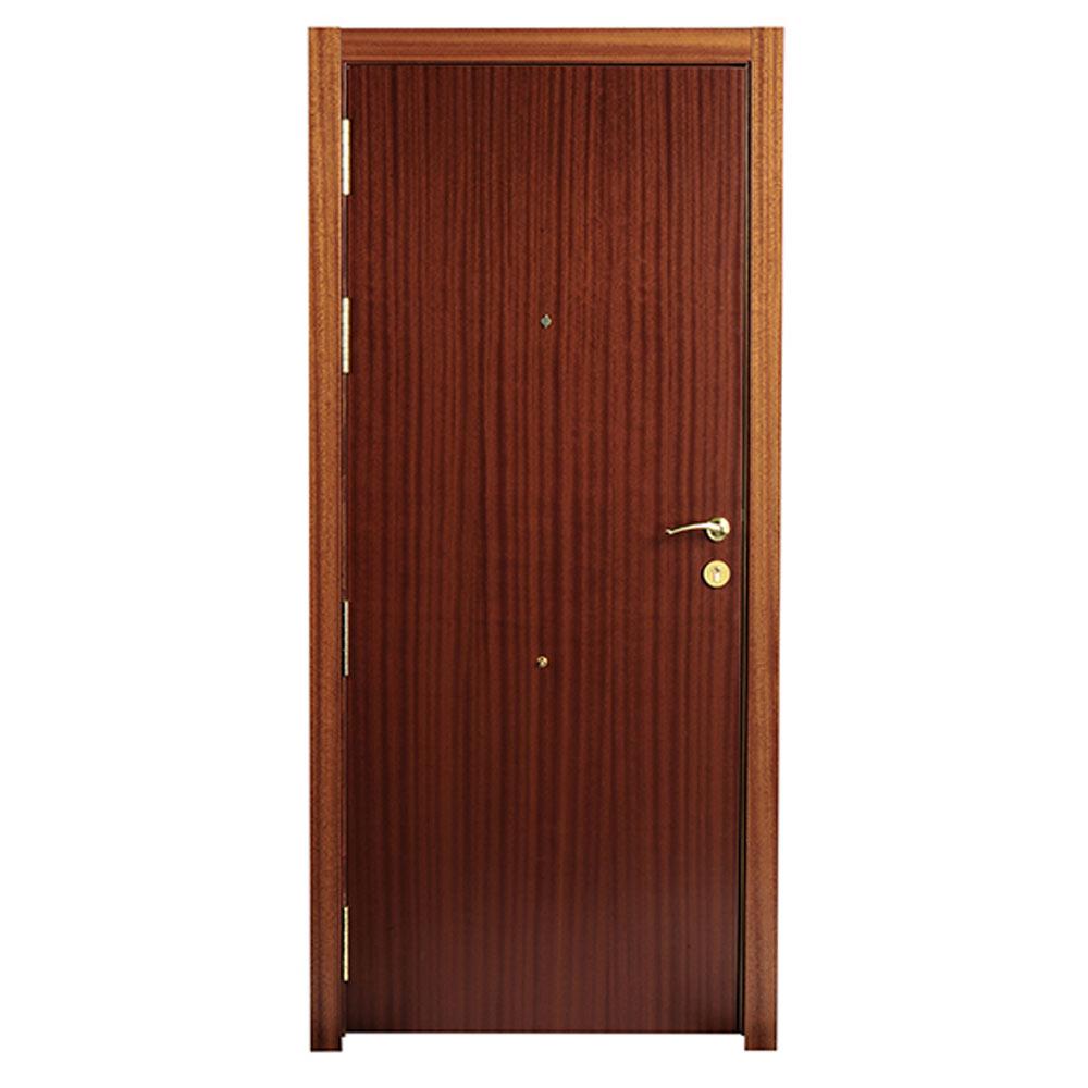 Puerta de entrada blindada recta sapelly ref 15003723 leroy merlin - Leroy merlin puertas entrada ...
