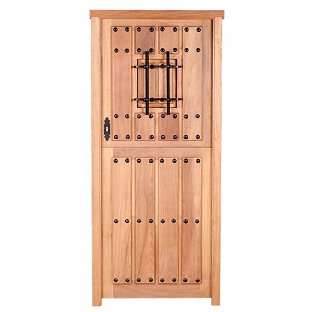 Manetas puertas leroy merlin elegant ferreter a puerta for Puertas rusticas exterior leroy merlin