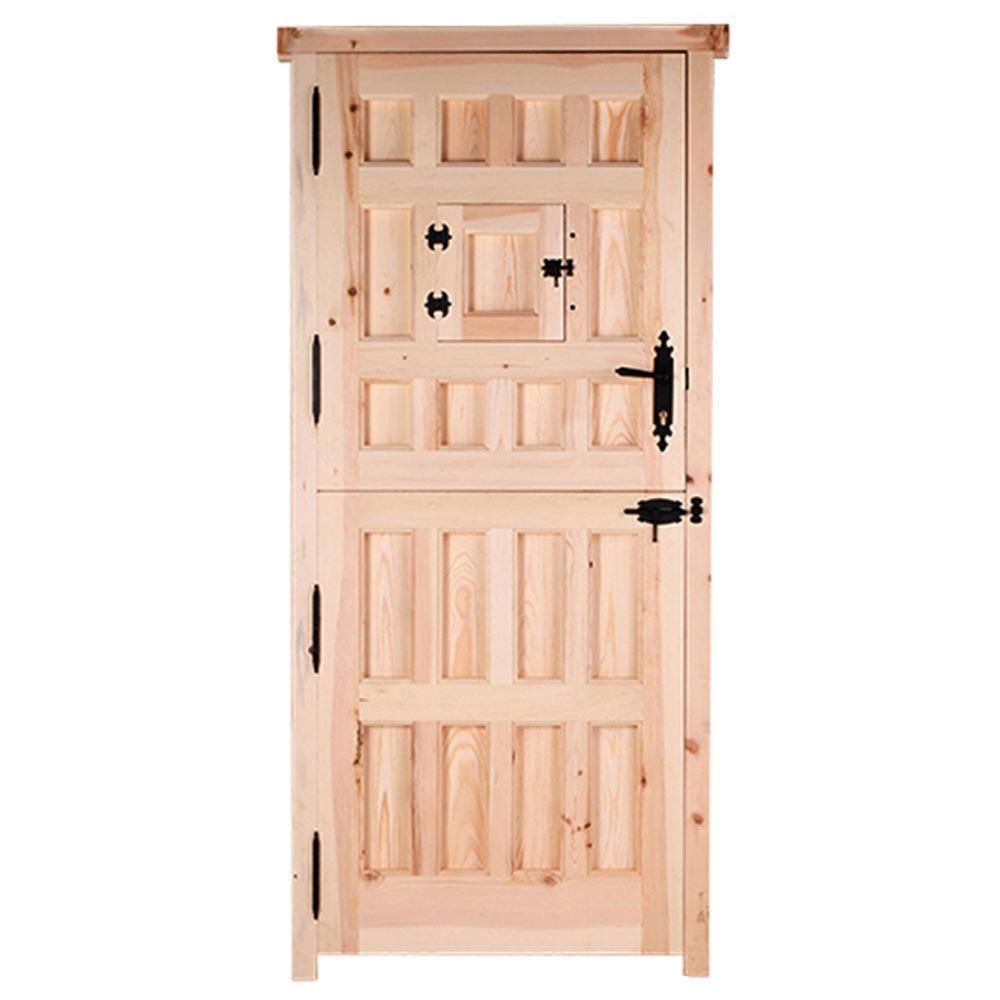 Puertas de madera de pino simple puerta de interior for Puertas color pino