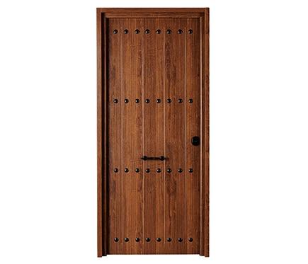 Puertas exteriores leroy merlin good gallery of cocina for Puertas rusticas exterior leroy merlin