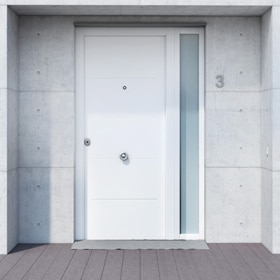 Puertas de entrada leroy merlin for Puertas de entrada de madera precios