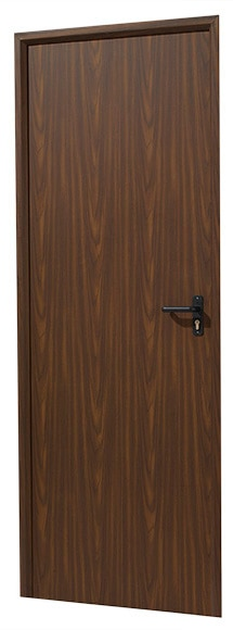 Galvanizada lacado madera leroy merlin for Puertas galvanizadas