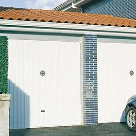 Puertas garaje electricas materiales de construcci n - Puertas automaticas para cocheras ...