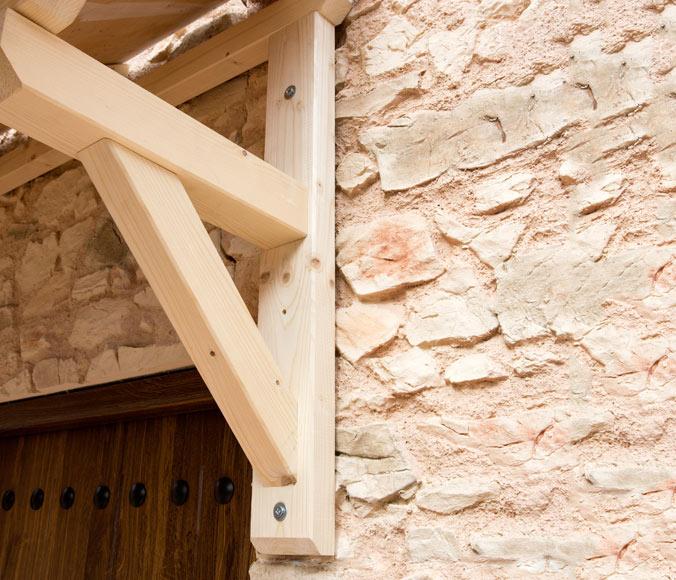 Marquesina tejado peque a 147 x 86 x 80 cm ref 11453785 - Tejadillo para puerta ...