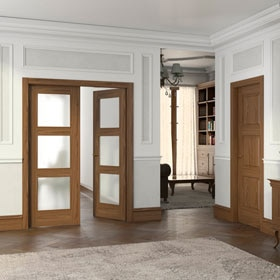 Puertas de interior de madera leroy merlin for Puertas de madera para interiores baratas