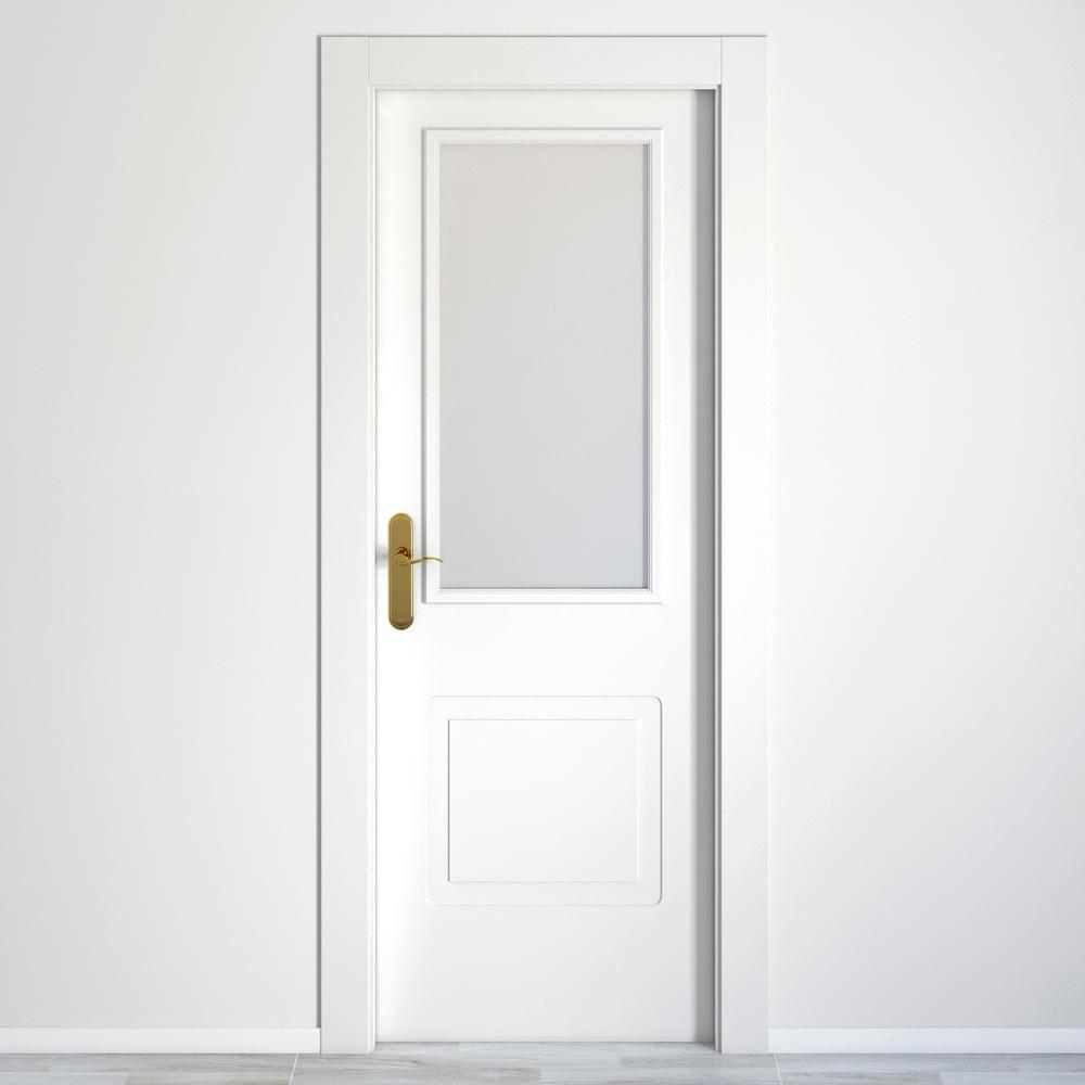 Puertas Lacadas Blancas Leroy Merlin Free Ampliar Imagen With  ~ Puertas Lacadas Blancas Leroy Merlin