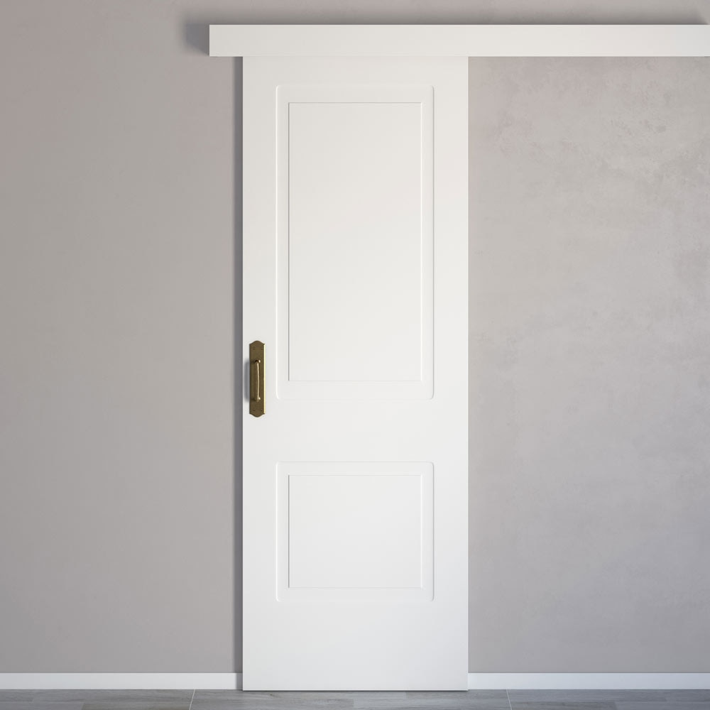 Kit puerta corredera leroy merlin ampliar imagen with kit for Puerta corredera bano leroy merlin