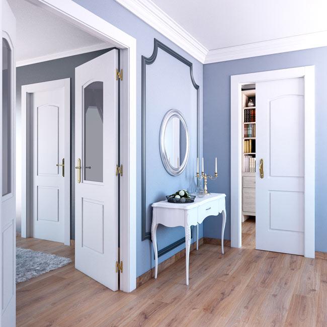 Recibidores el mueble perfecto para tu entrada for Mueble para microondas leroy merlin