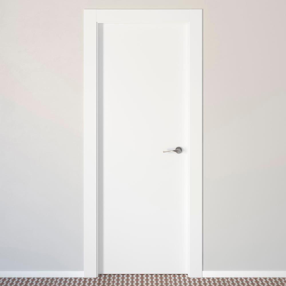puertas blancas leroy merlin puerta de interior lyon blanca ref 14675423 leroy merlin