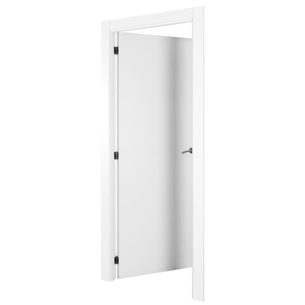 puerta de interior lyon blanca ref 14675423 leroy merlin. Black Bedroom Furniture Sets. Home Design Ideas