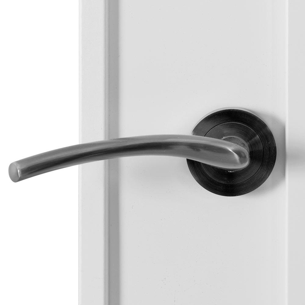puerta de interior con cristal lyon blanca ref 15718773 leroy merlin. Black Bedroom Furniture Sets. Home Design Ideas