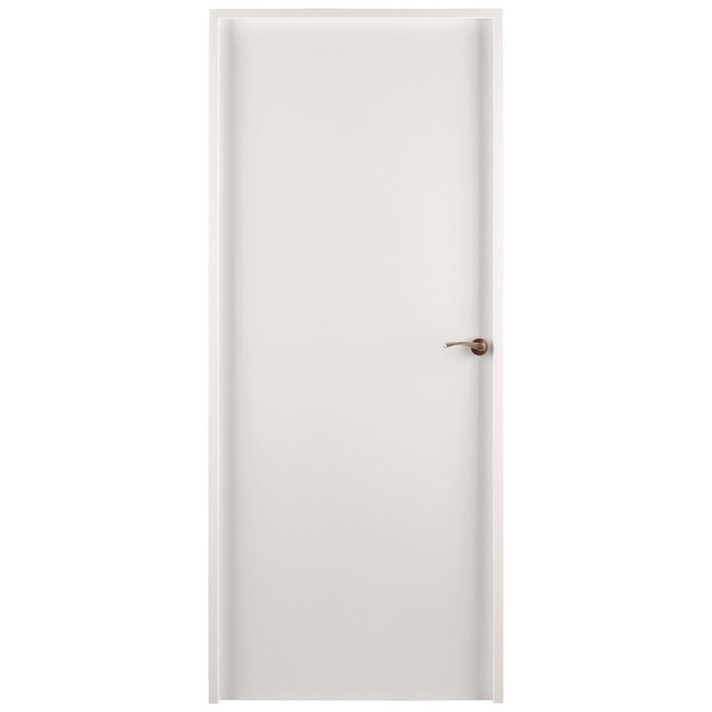 Puerta de interior mallorca blanca ref 16777502 leroy - Precio puertas interior leroy merlin ...