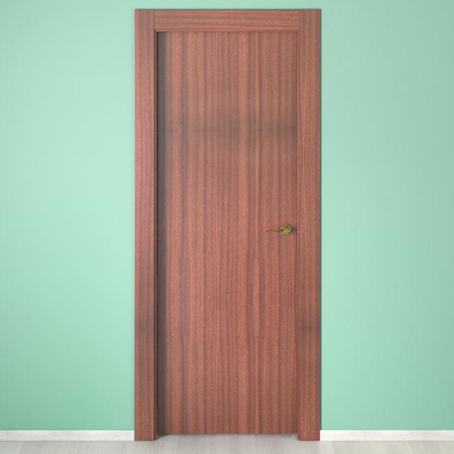 Puerta de interior mallorca sapelly ref 15720453 leroy merlin - Leroy merlin palma mallorca ...