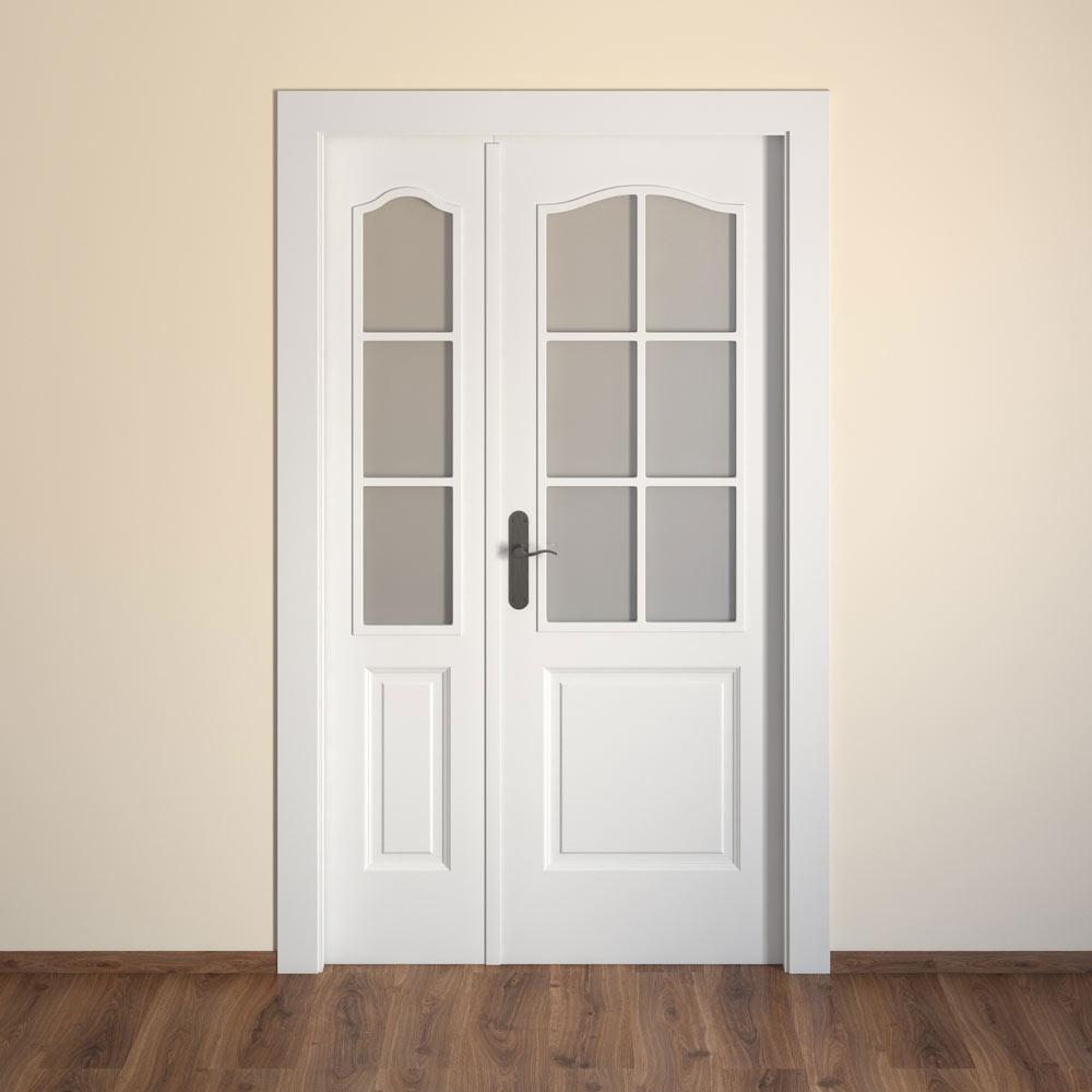 Lacar puertas en blanco leroy merlin elegant whitedoors for Lacar puertas leroy merlin