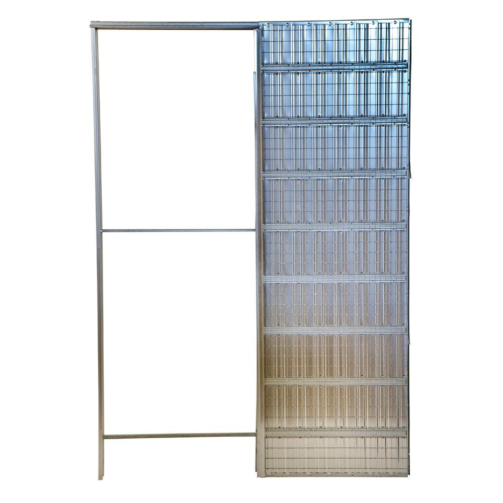 Gu A Para Puerta Corredera Encastrable Placa De Yeso Ref 16272956  ~ Puertas Correderas De Cristal Leroy Merlin