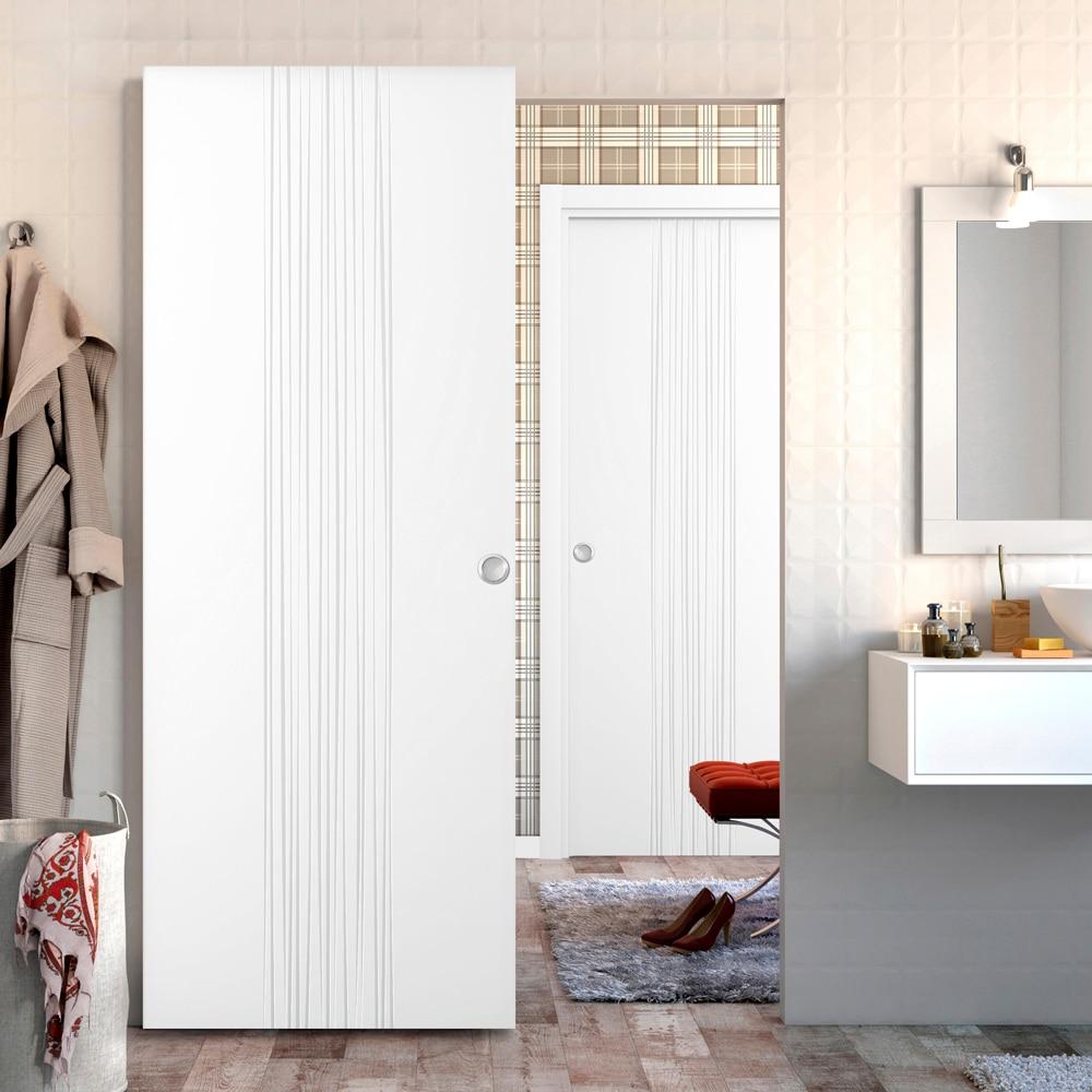 Gu a invisible para puerta corredera de madera gu a for Puerta corrediza externa