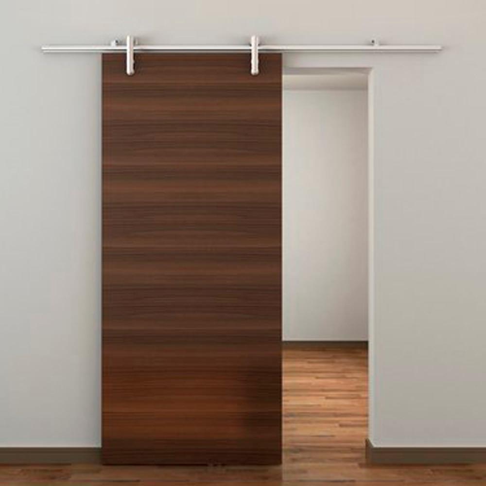 Gu a para puerta corredera de madera artens gu a rsp80 ref - Puerta corrediza madera ...