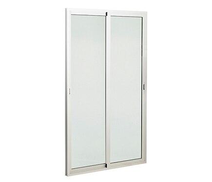 Para nuestra familia puerta balconera leroy merlin for Puertas de aluminio leroy merlin
