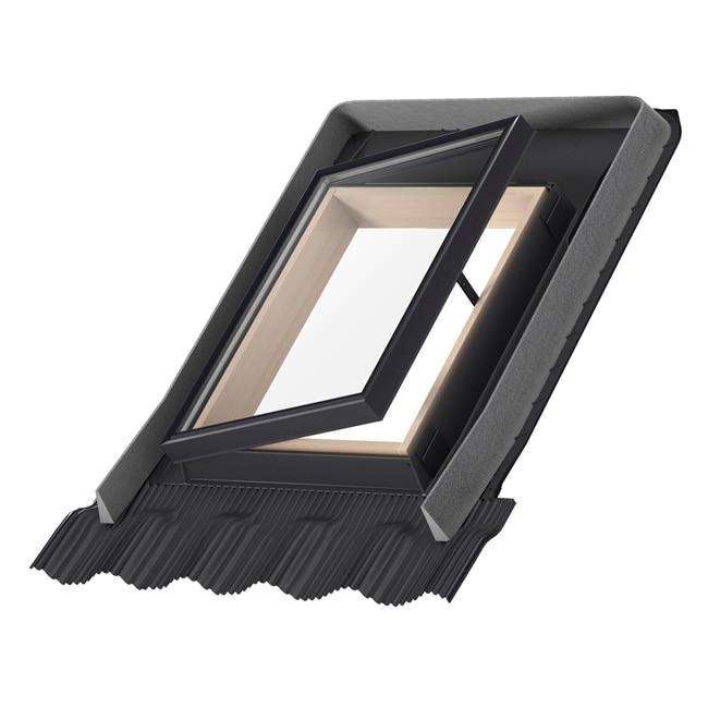Apertura lateral de madera vlt 1000 leroy merlin for Velux apertura