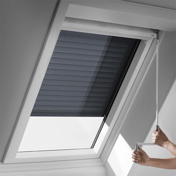 Persiana para ventana de techo velux scl u08 0000s for Ventanas para techo
