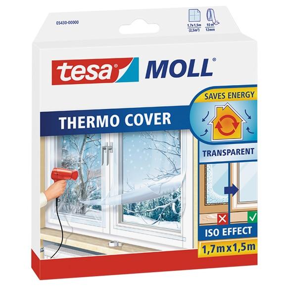 Pel cula transparente tesa thermo cover ref 16070145 for Cerraduras tesa leroy merlin