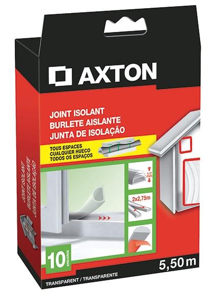 Burlete de silicona axton transparente 1 7 mm ref - Burlete de silicona ...