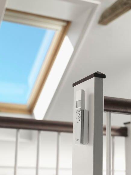 kit de monitorizaci n solar velux ksx 100 ref 16469194 leroy merlin. Black Bedroom Furniture Sets. Home Design Ideas