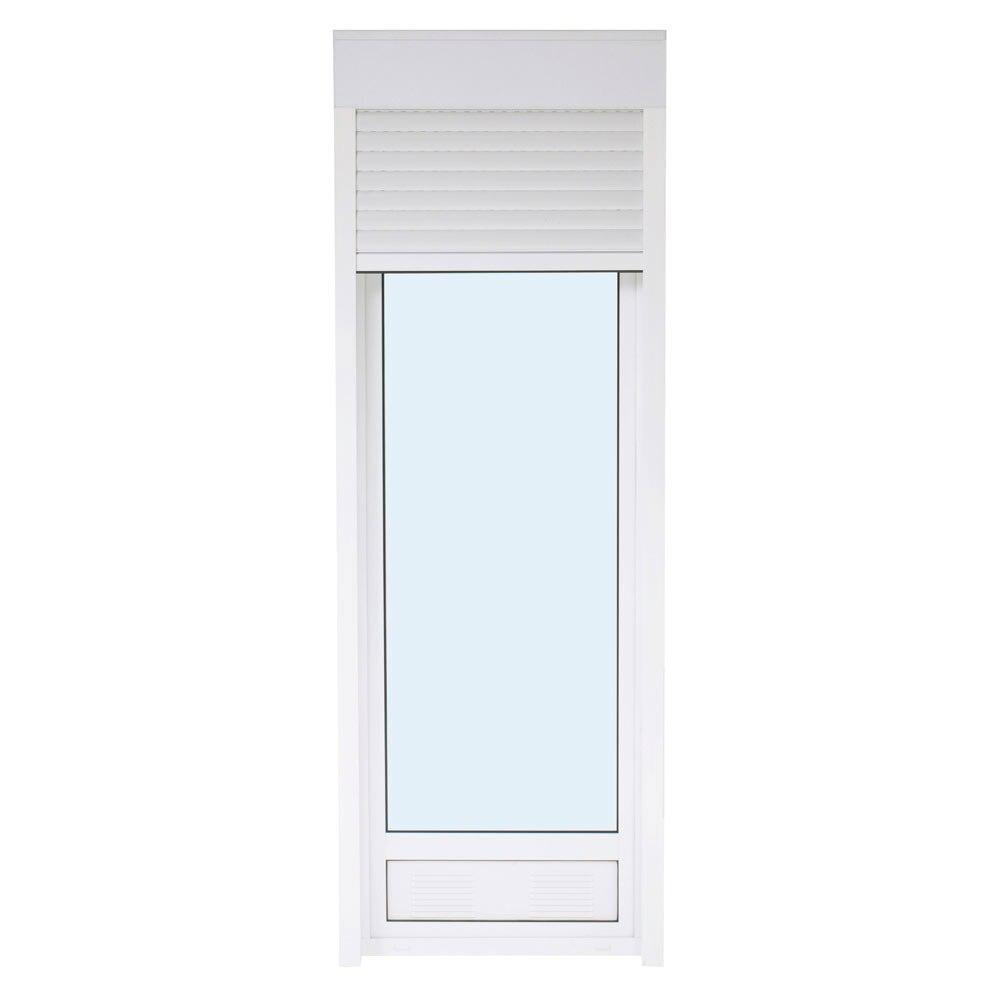 Balconera balconera aluminio 1hoja practicable persiana - Persianas alicantinas leroy merlin ...