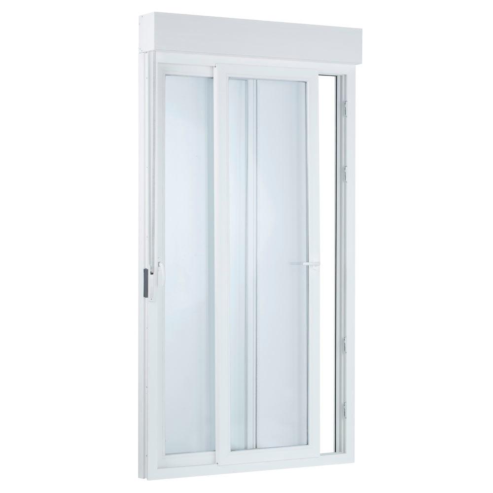Puertas correderas de cristal bricodepot finest bienvenue for Puertas baratas bricomart