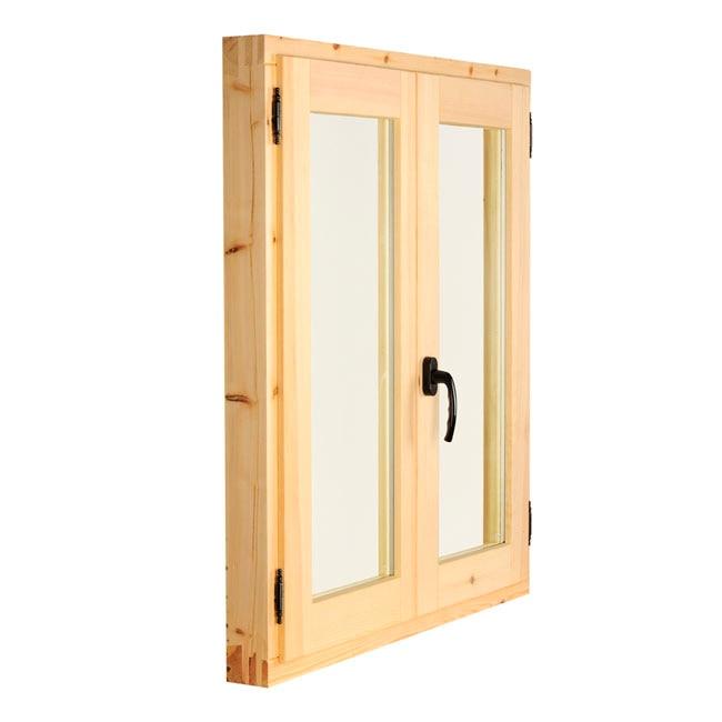 Ventanas de madera de pino materiales de construcci n - Tratamiento para madera de pino ...