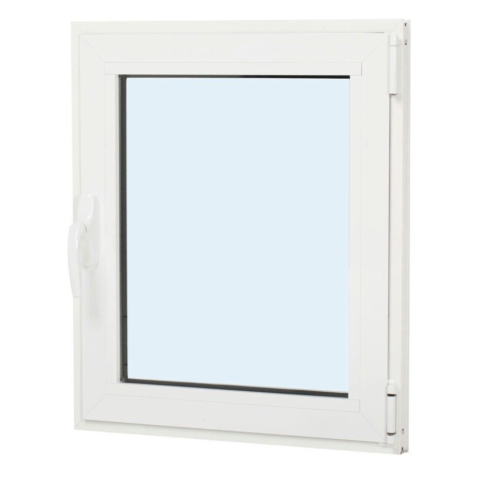 Ventana ventana aluminio 1hoja oscilo ref 15916810 for Medidas estandar de ventanas de aluminio