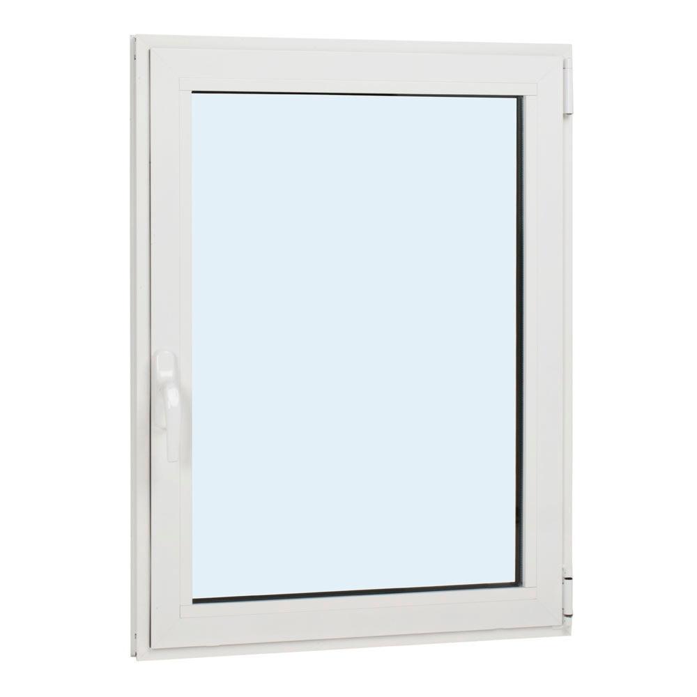 Ventana ventana aluminio 1hoja oscilo ref 15916845 for Puertas aluminio leroy merlin