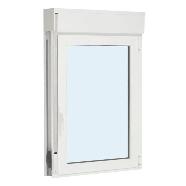 Ventana aluminio 1hoja oscilo persiana leroy merlin - Leroy merlin ventanas pvc ...