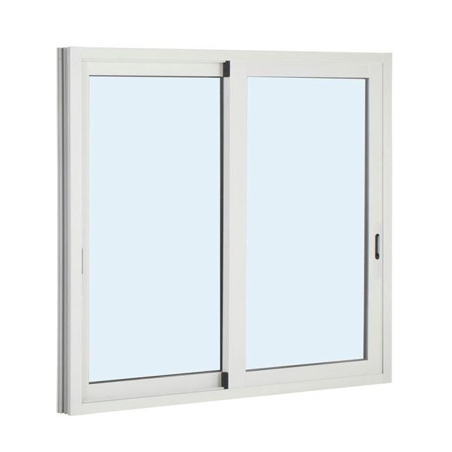 Ventana aluminio 2hojas corredera leroy merlin for Ver precios de ventanas de aluminio