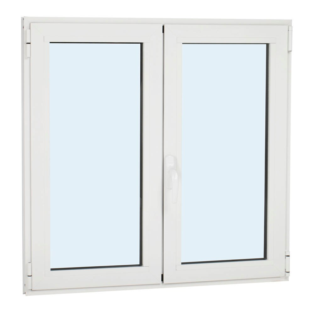 Precio de ventanas de aluminio blanco for Puertas de aluminio leroy merlin