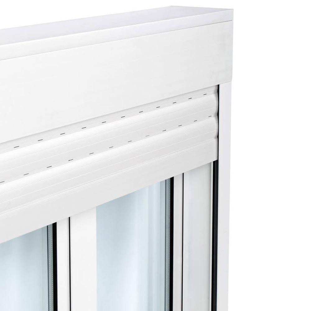 Ventana ventana aluminio 2hojas oscilo persiana ref - Leroy merlin persianas ...
