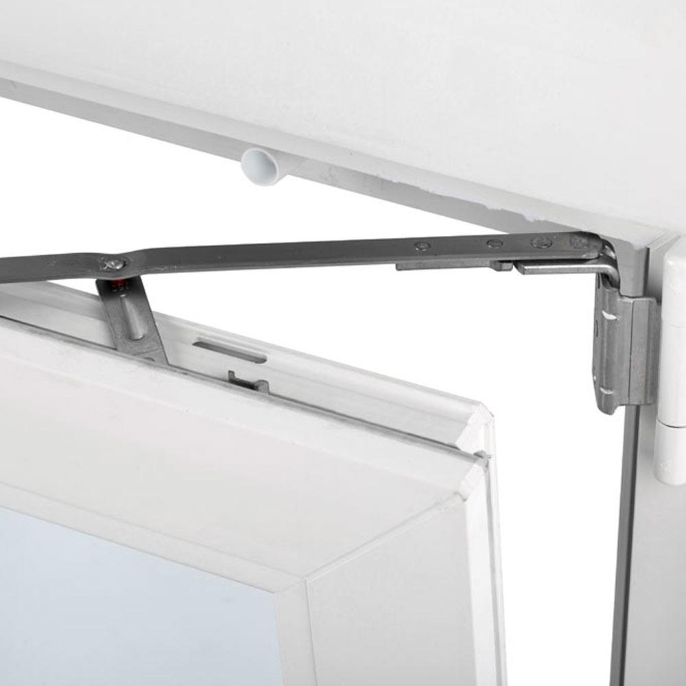 Ventana ventana pvc 2hojas oscilo persiana basic ref - Leroy merlin ventanas pvc ...