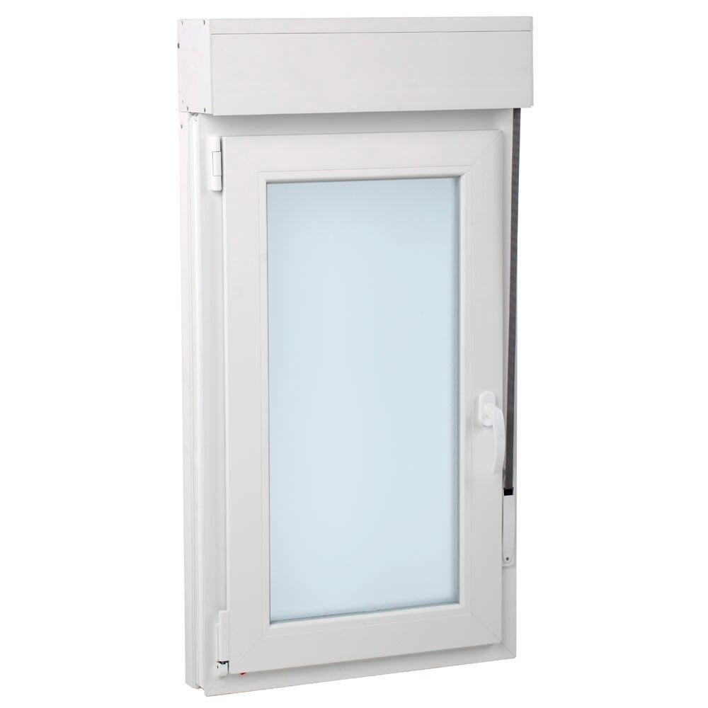 Ventana pvc 58mm 1 hoja oscilobatiente persiana leroy merlin - Leroy merlin ventanas pvc ...