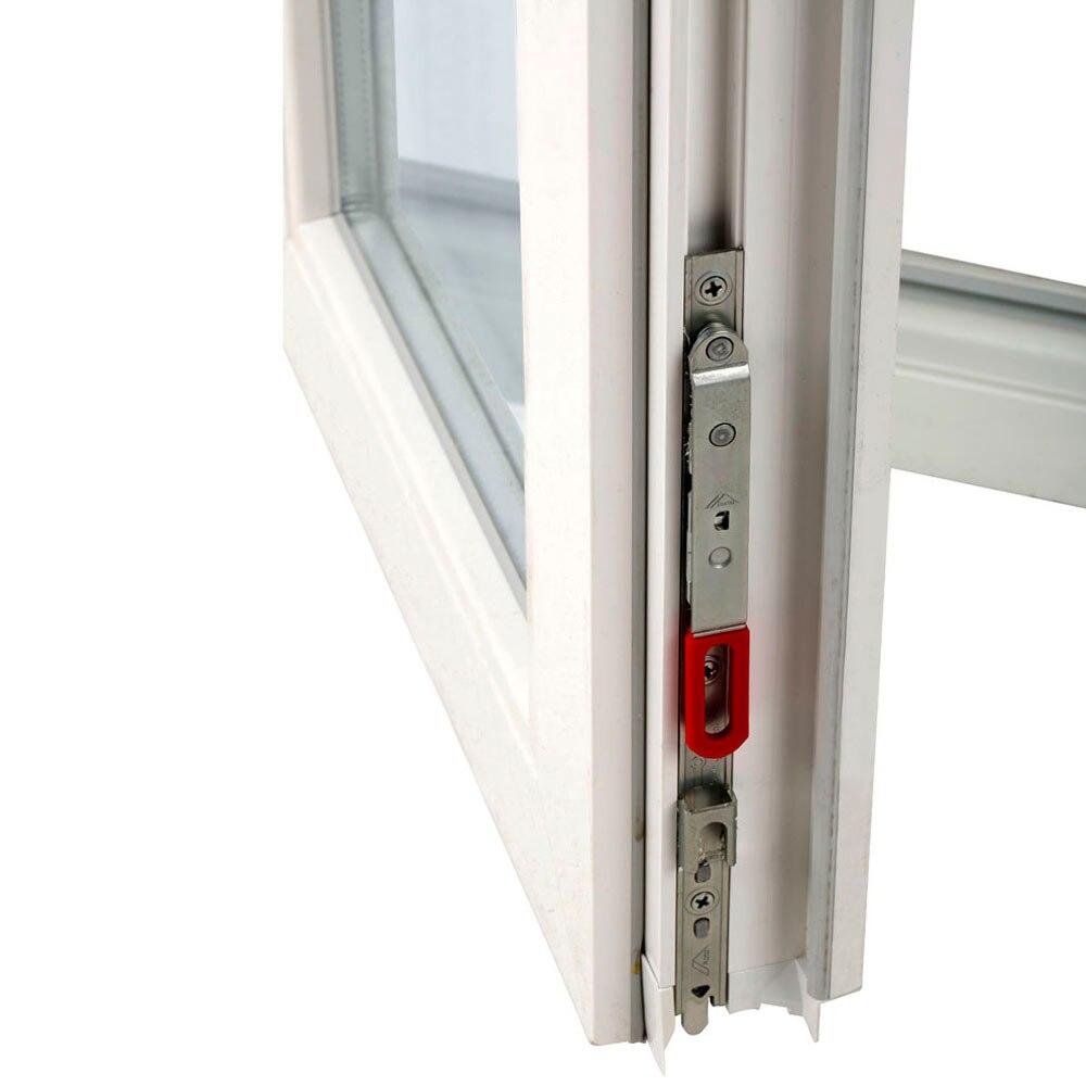 Ventana ventana pvc 58mm 2 hojas oscilobatiente persiana - Leroy merlin ventanas pvc ...