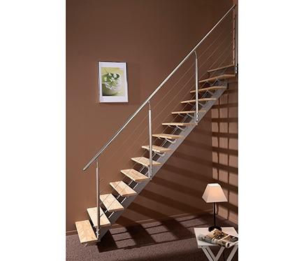 Escalera madera leroy merlin great escalera multifuncin innova acero with escalera madera leroy - Escalera caracol leroy merlin ...