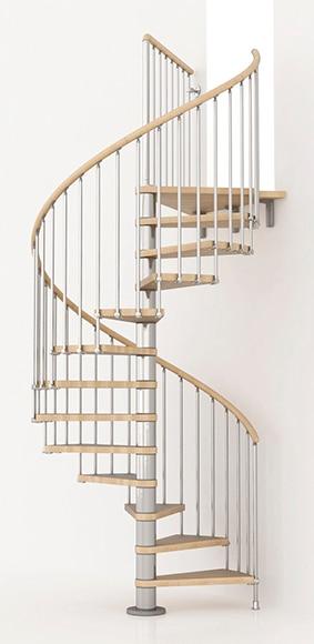 Escalera de caracol kit ring ref 13925394 leroy merlin - Escalera caracol leroy merlin ...