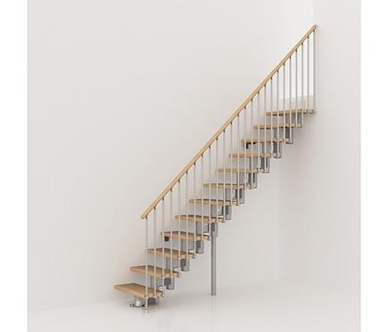 escalera recta long recta ref 13927081 leroy merlin