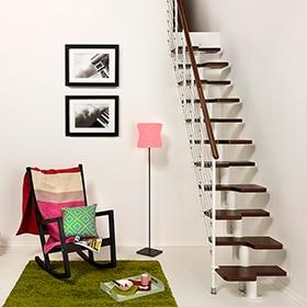 Escalera interior casa precio home plan for Escaleras para caminar fuera del jardin