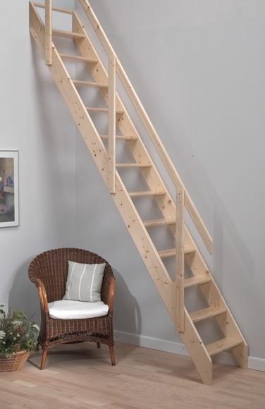 Escalera de molinero recta ref 15736175 leroy merlin - Escaleras leroy merlin ...