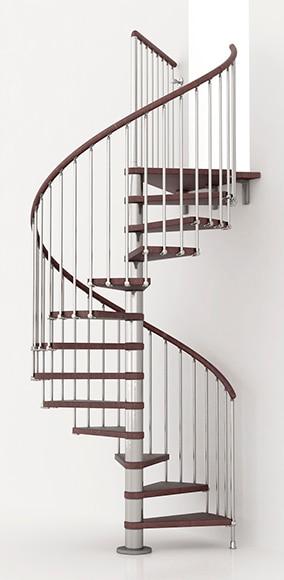 escalera de caracol ring ref 13925303 leroy merlin. Black Bedroom Furniture Sets. Home Design Ideas