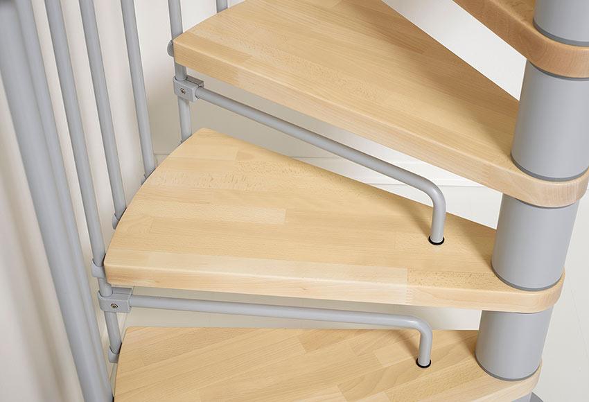 escalera de caracol ring ref 13925310 leroy merlin. Black Bedroom Furniture Sets. Home Design Ideas