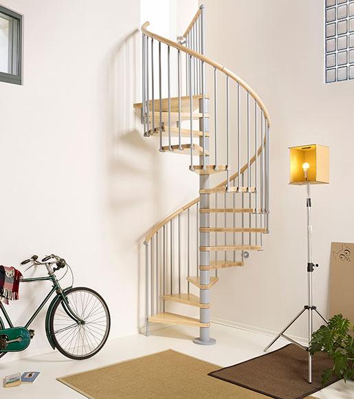 Escalera de caracol ring ref 13925436 leroy merlin - Escalera caracol leroy merlin ...